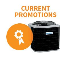 HVAC Current Promotions